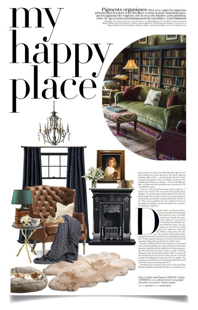 Home Sweet Home My Happy Place - Reading Nook\