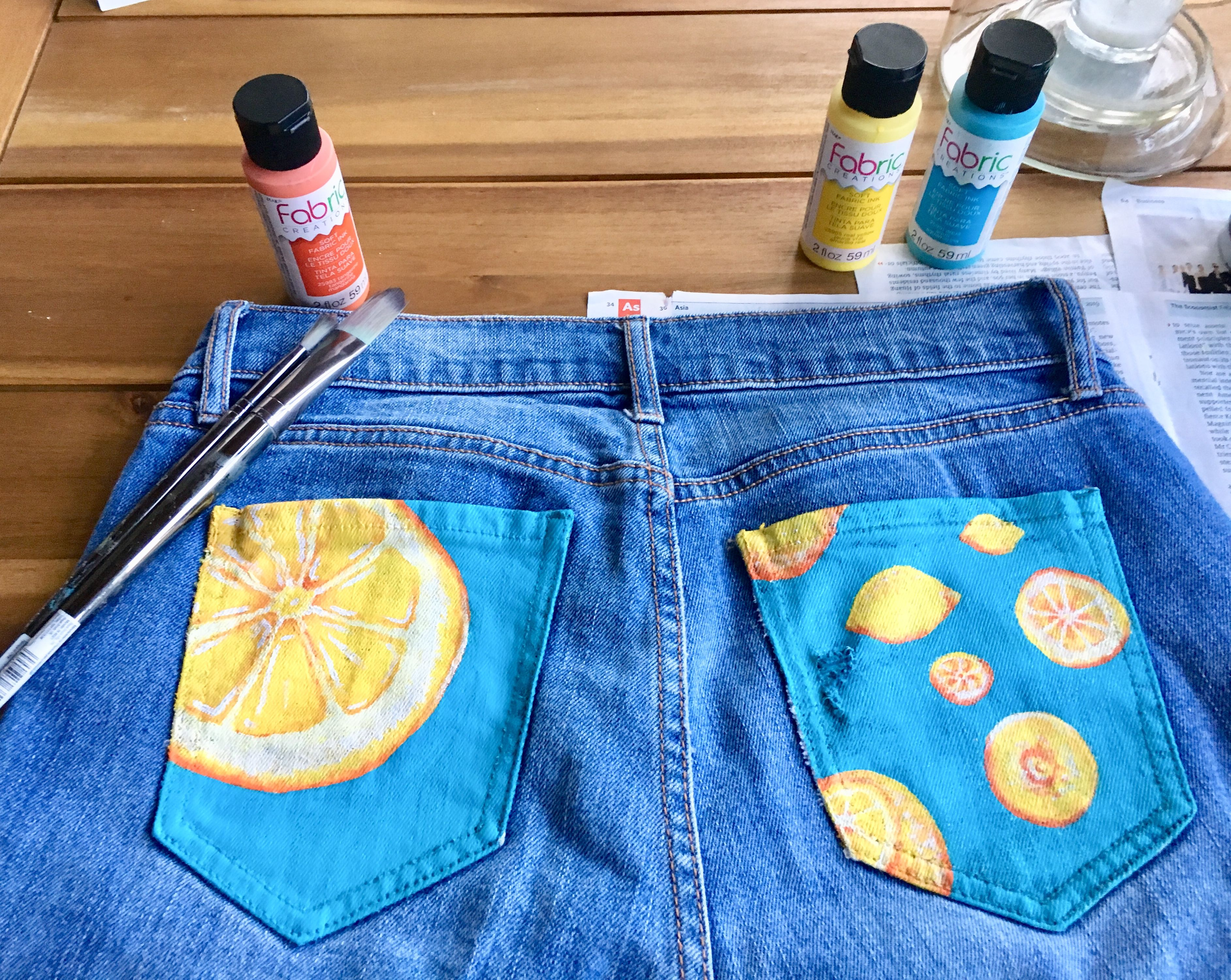 #art #painting #lemon #aesthetic #clothes #summerstyle # ...