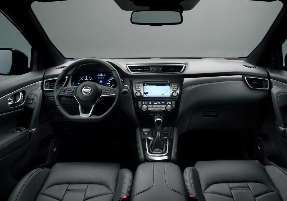 2018 Nissan Qashqai Interior Dashboard Nissan Qashqai Nissan Best Midsize Suv