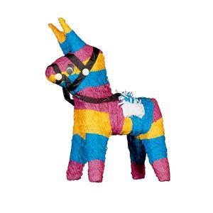 Fiesta Donkey Pinata