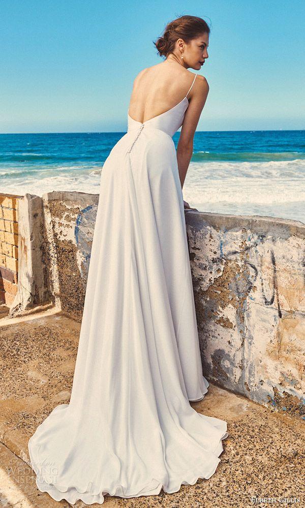 "Elbeth Gillis 2017 Wedding Dresses — ""Milk and Honey"" Bridal ..."