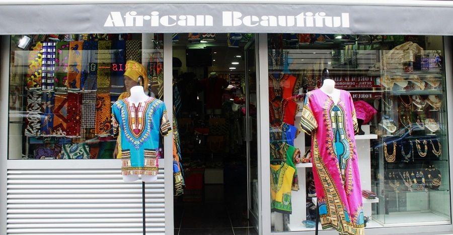 Voici une boutique parisienne o vous pouvez trouver du wax du bazin du jav - Ou acheter du tissu a paris ...