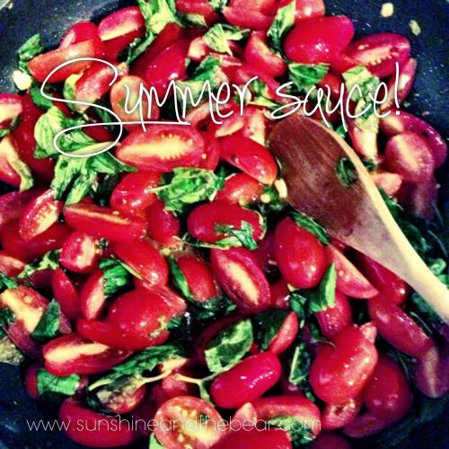 katekatebear summer sauce