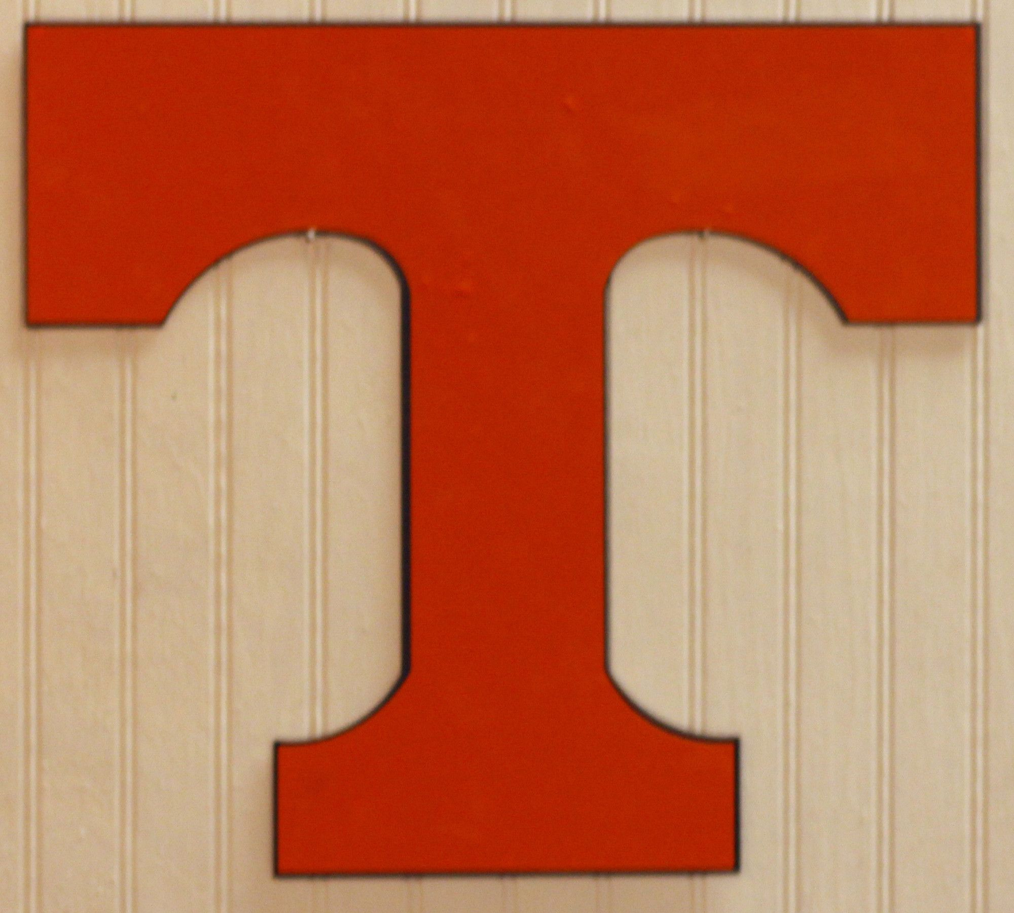 University of Tennessee Collegiate Logo Wall Décor