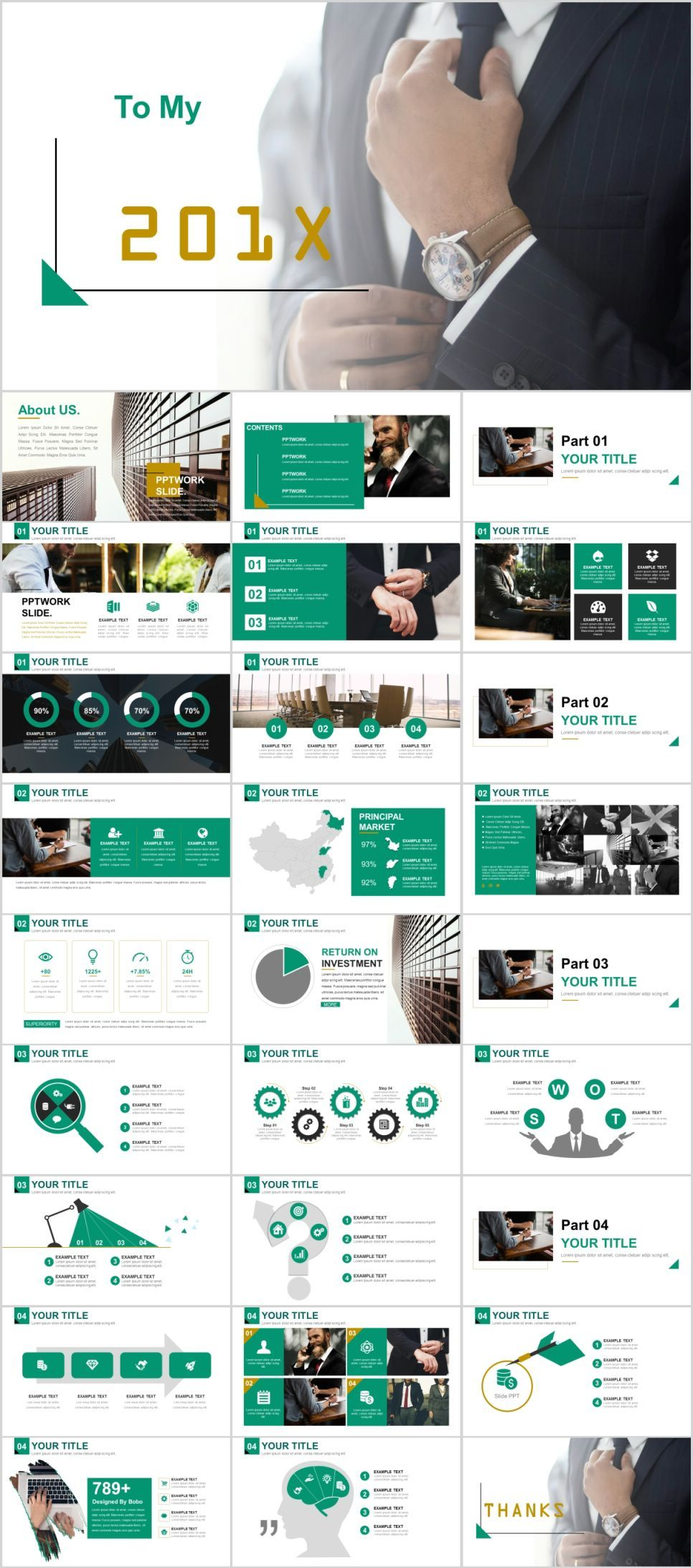 28 best blue swot company report powerpoint template 会社