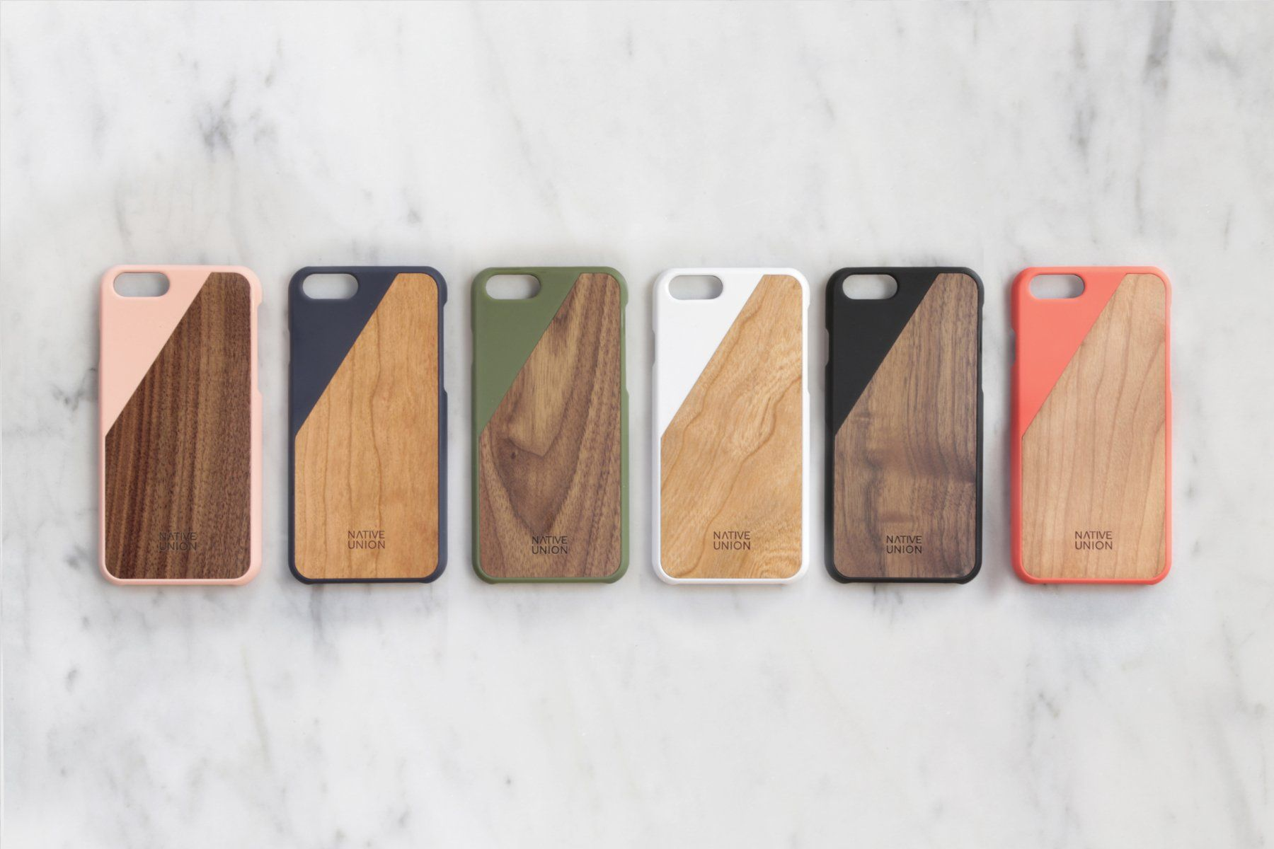Native Union Clic Wooden Case for iPhone 6 $40 | Iphone, Wooden ...