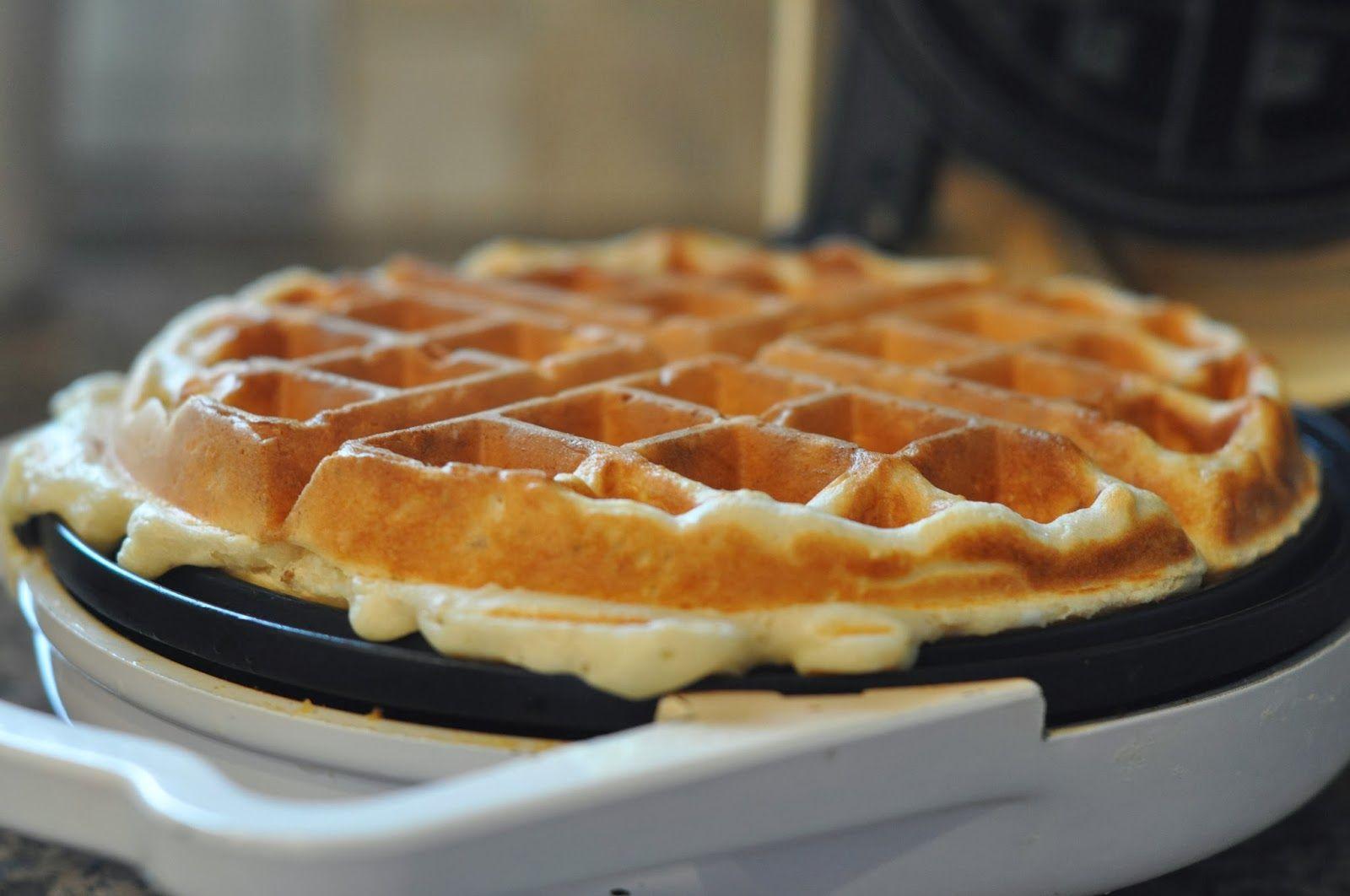 Receta. Los mejores Waffles. Así de simple   Desayuno y Recetas