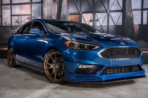 2017 Ford Fusion Sport By Legacy Innovations Fusion