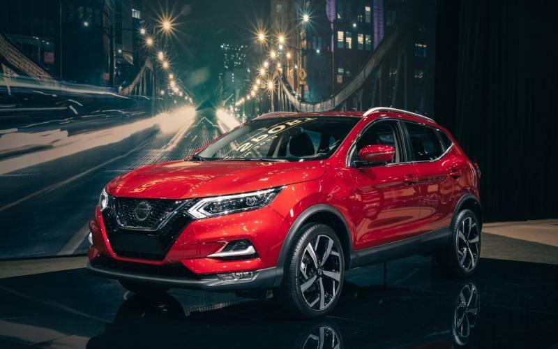 Nissan Rogue Sport Sl 2020 Autok