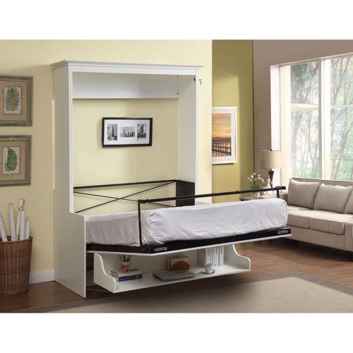Techcraft – Allegra Queen Wall Bed with Desk