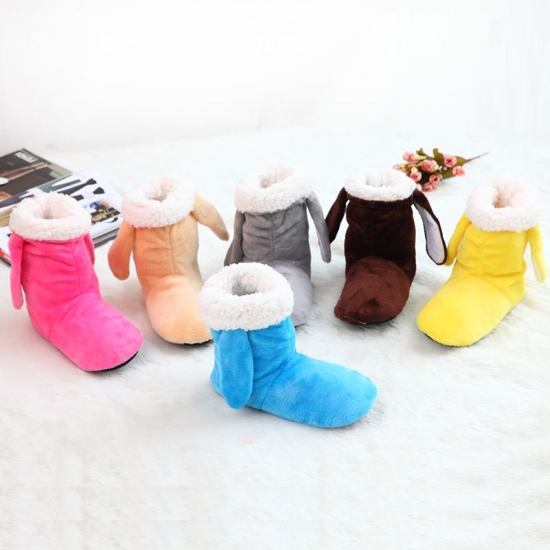 Photo of US $6.72 42% OFF Mntrerm 2020 Winter Warm Indoor slipper for Women's At Fashion Home Slippers Warm Plush Household shoes chinelos femininos Botas indoor slippers fashion slippersslippers fashion – AliExpress