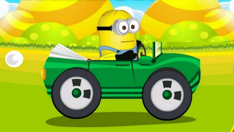 Los Minions Minion Primera Carrera Juegos Gratis Infantiles