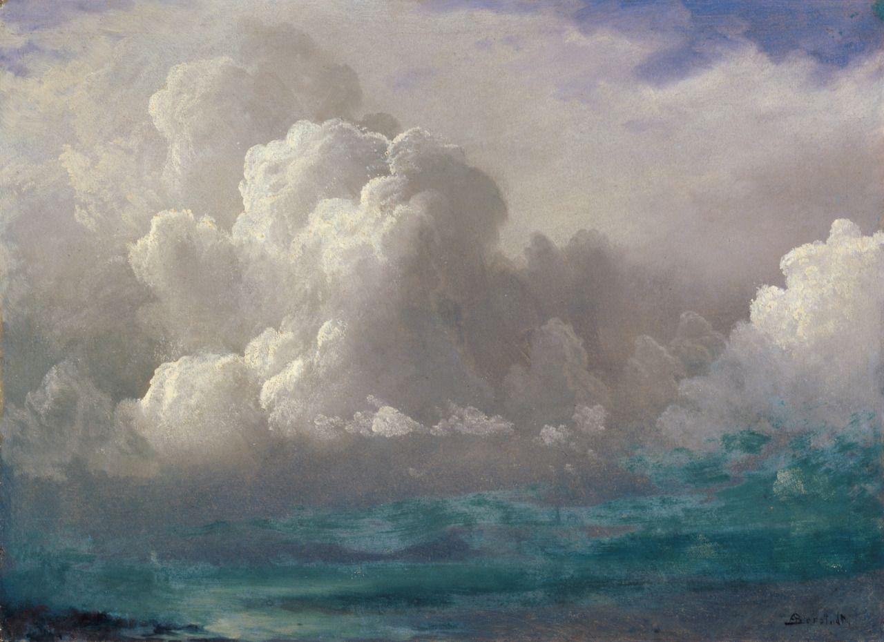 Albert Bierstadt (American, 1830-1902), Storm Clouds, c ...