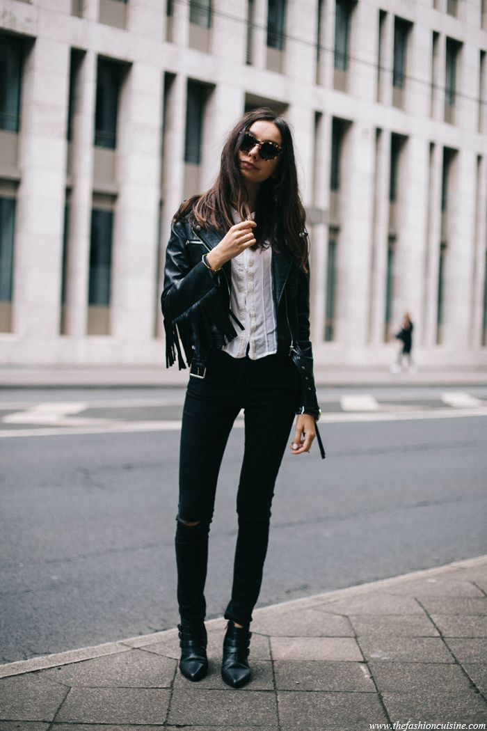 Rocker Outfits: The Ultimate In Rocker Girl Style And How You Achieve The Look waysify