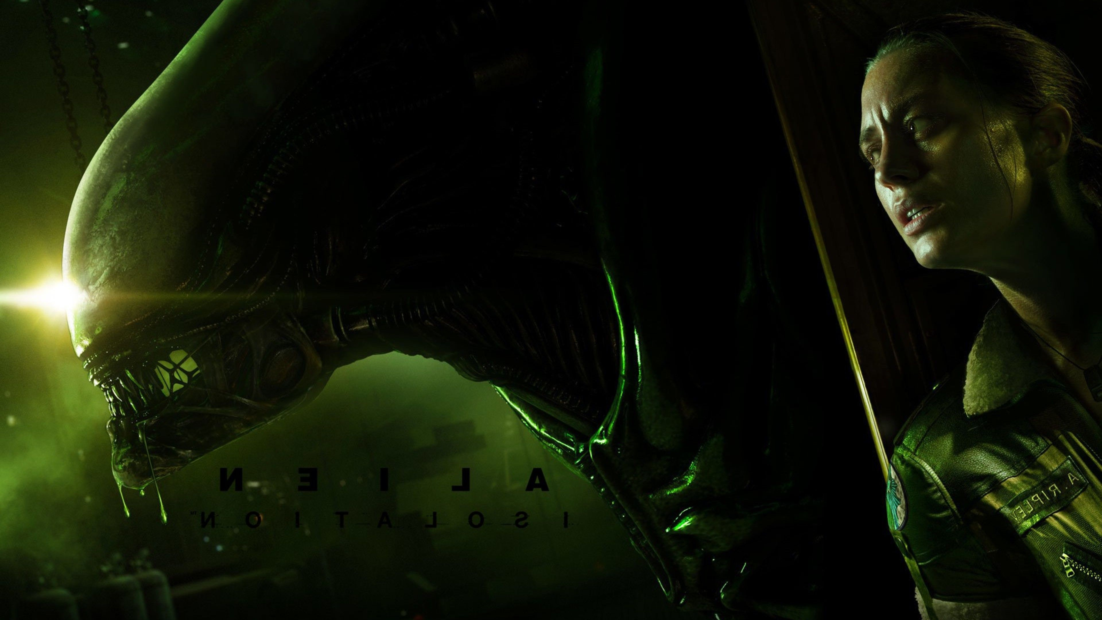 Alien Isolation Wallpaper Sdeerwallpaper Alien Isolation Alien Isolation Game Alien