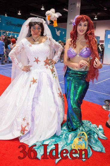 Costume fail Mermaid