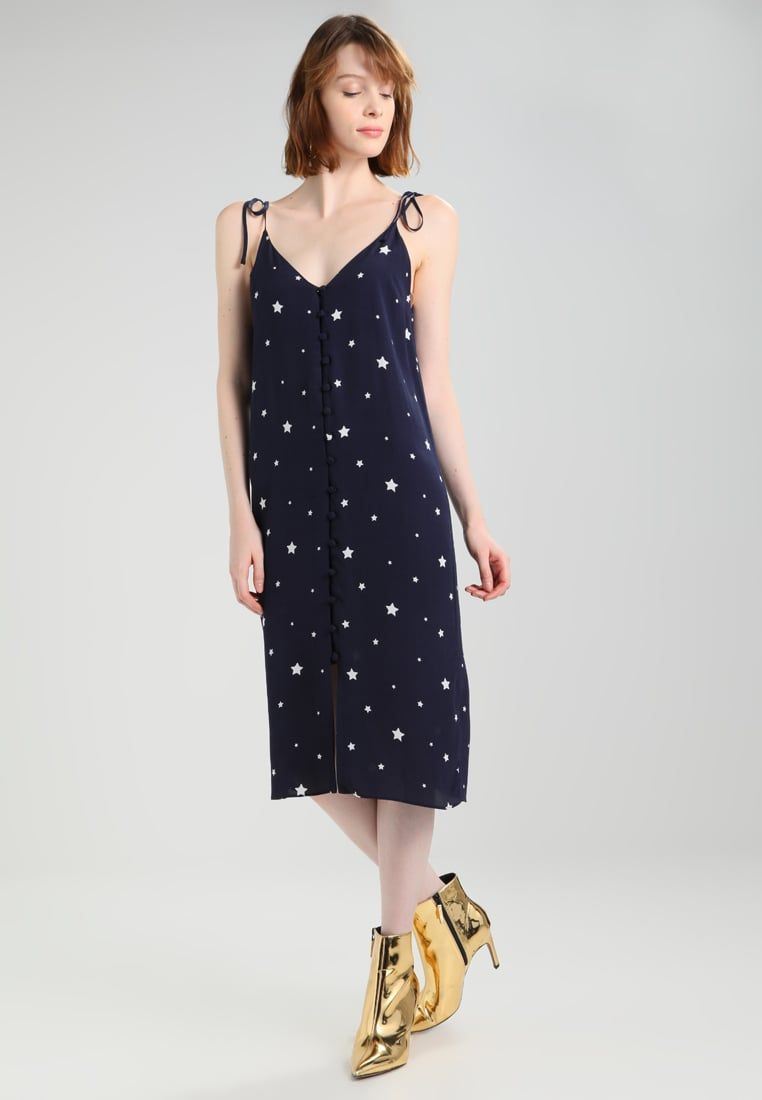 Zalando vestidos mujer midi