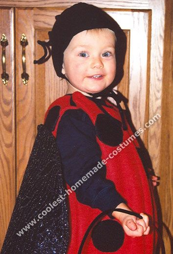 Easy do it yourself lady bug costume ideas for kids pinterest more ladybug costume ideas for annual concert solutioingenieria Images
