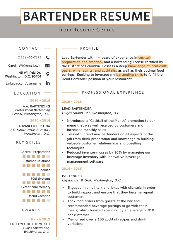 Skills For Resume 100 Skills To Put On A Resume Resume Skills Job Resume Examples Resume Skills Section
