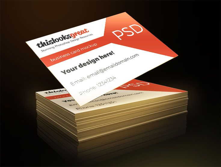Free business card mockup psd is perfect for you and your projects free business card mockup psd is perfect for you and your projects showcase your business card design with this professional and clean mockup reheart Choice Image