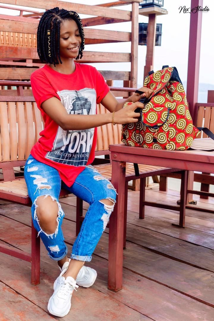 The go-to carry all Al Ankara backpack, just stash all your goods and go live a colorful lifestyle with our Al backpack. These Backpack will Be Available September 24th.