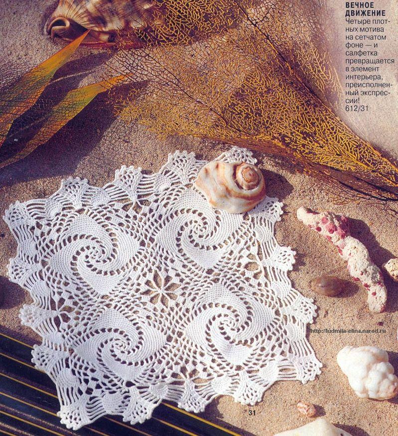 "crochet doily patterns free | Responses to ""crochet-napkin-pattern-2 ..."