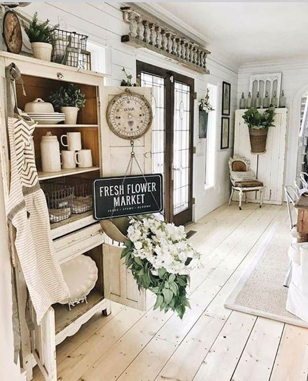 Photo of 25 Charming Farmhouse Kitchen Decor Ideas