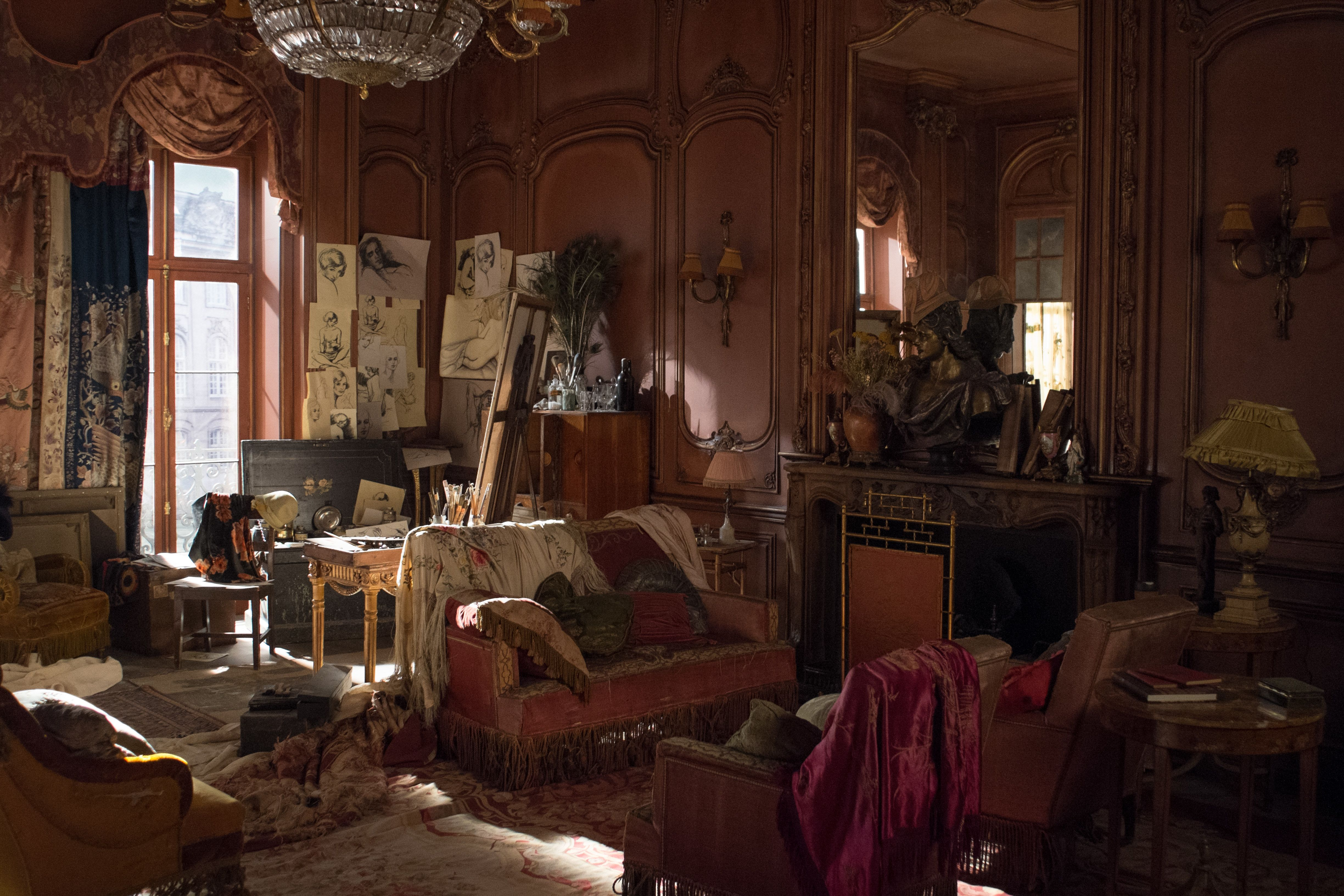 Step Inside The Oscar Nominated Sets Of The Danish Girl