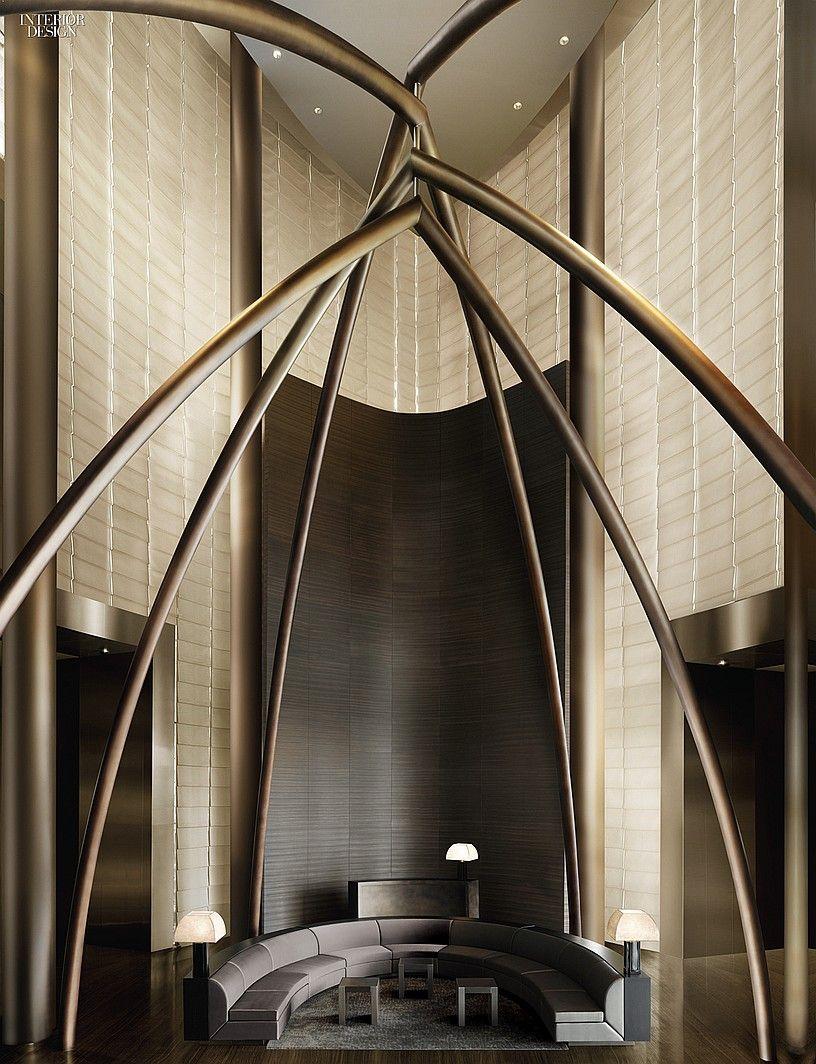 Wilson Associates Project Armani Hotel Dubai At The Burj Khalifa Location United Arab Emirates Image Courtesy Of