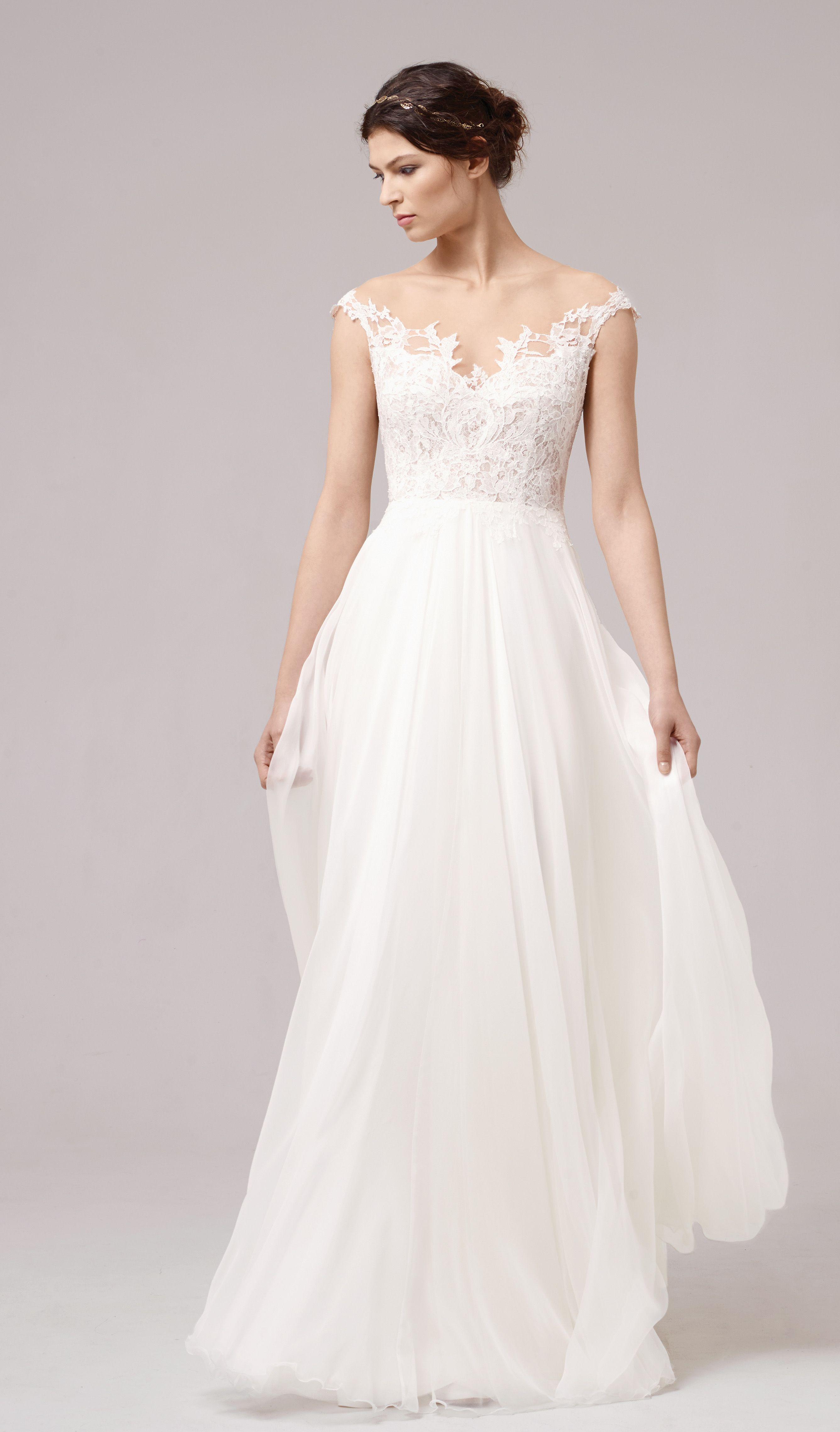 Oh, endlich haben wir das Brautkleid Marcie für euch! Wir wissen von ...