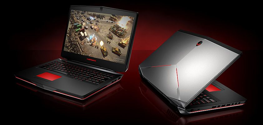 The New Alienware 17 Get Desktop Gaming Performance Minus The