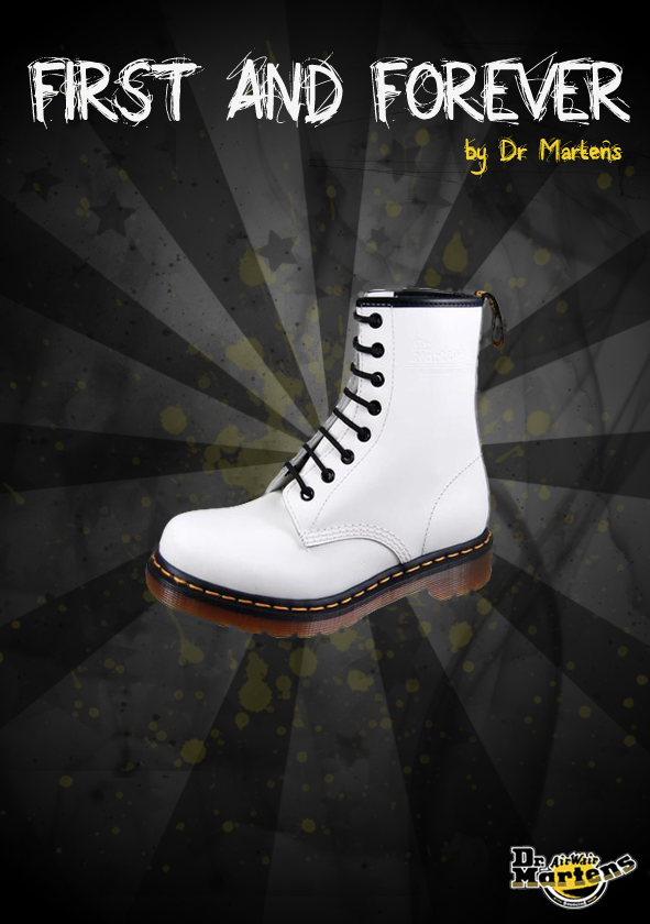 Poster: Dr Martens | Redbubble