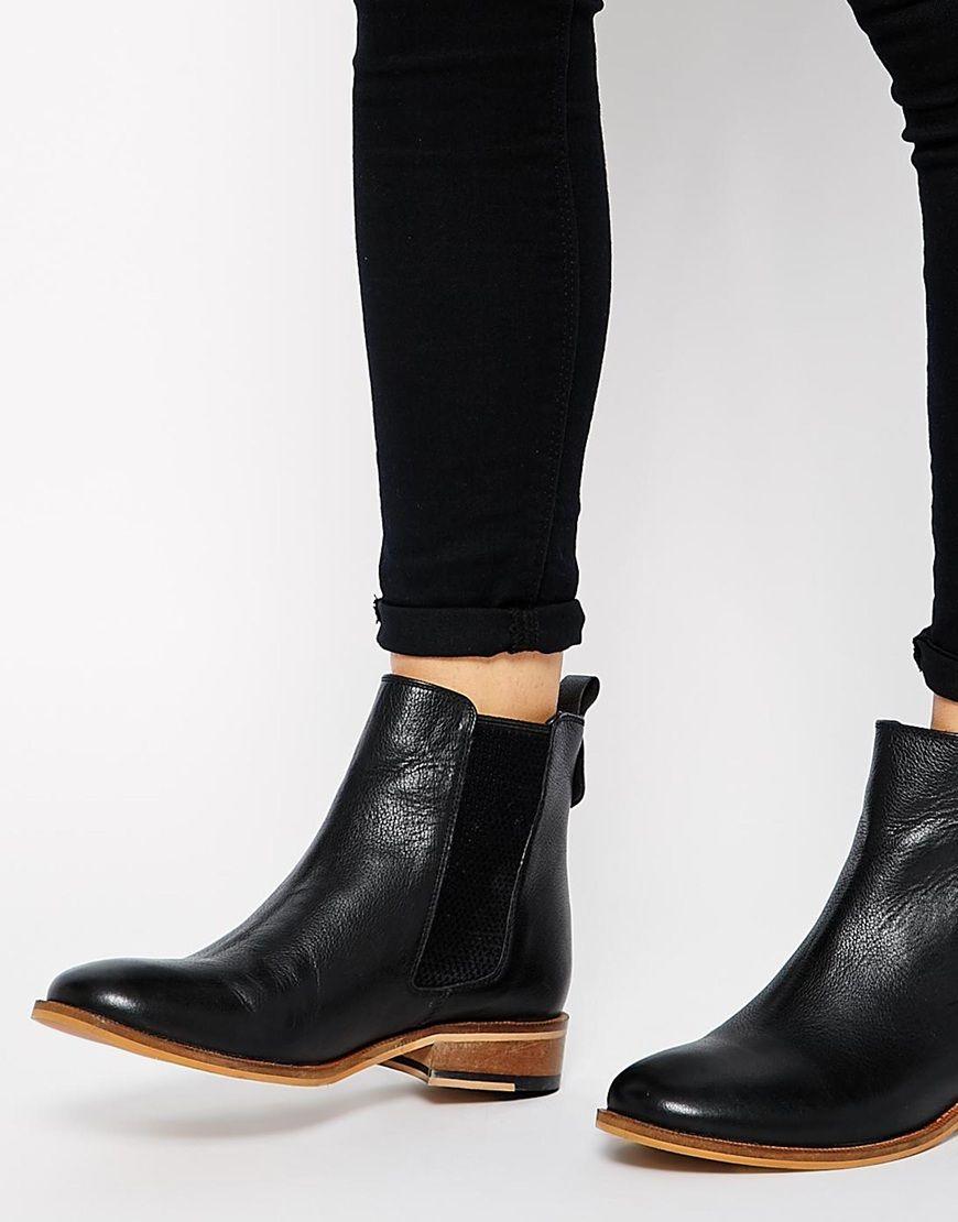 Bertie Palace Chelsea Flat Boots   Shoetastic!   Boots, Shoes, Flat ... dcd9df1179