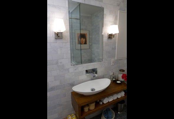 Canada   Round mirror bathroom, Bathroom decor, Hgtv