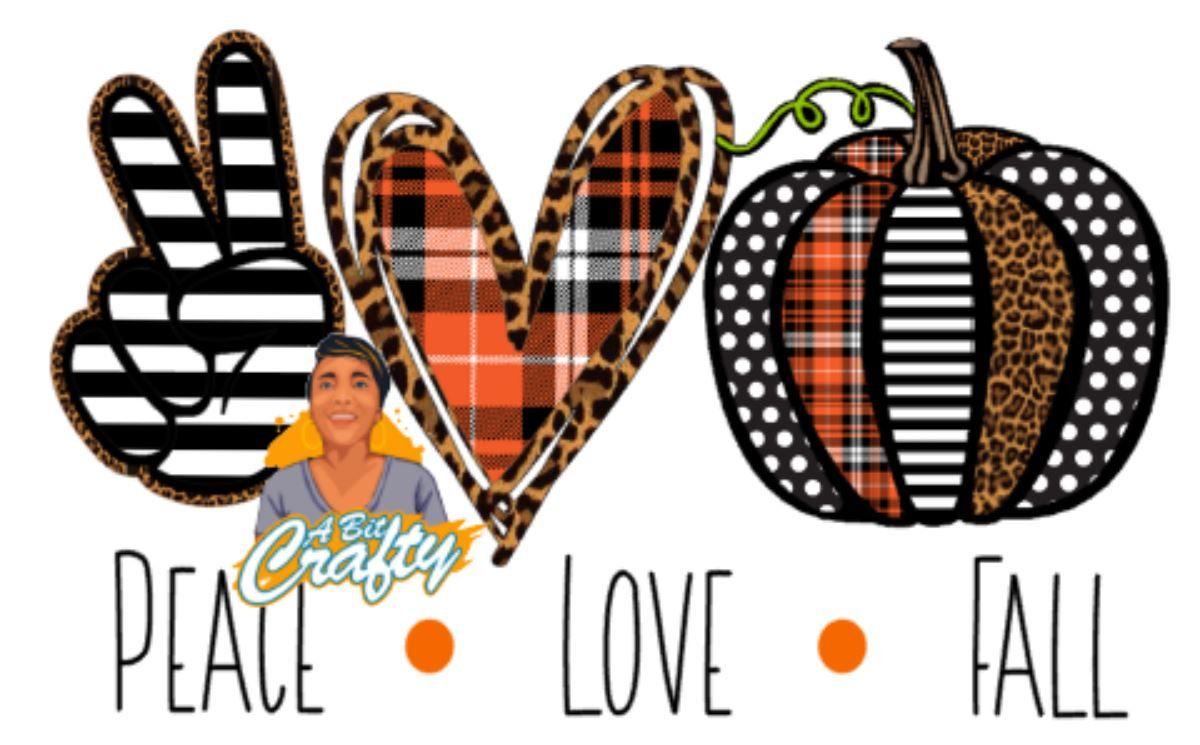 eps PEACE LOVE HALLOWEEN fall love halloween svg peace love cut file peace svg love svg skeleton autumn Clipart Cut Cutting dxf cut png