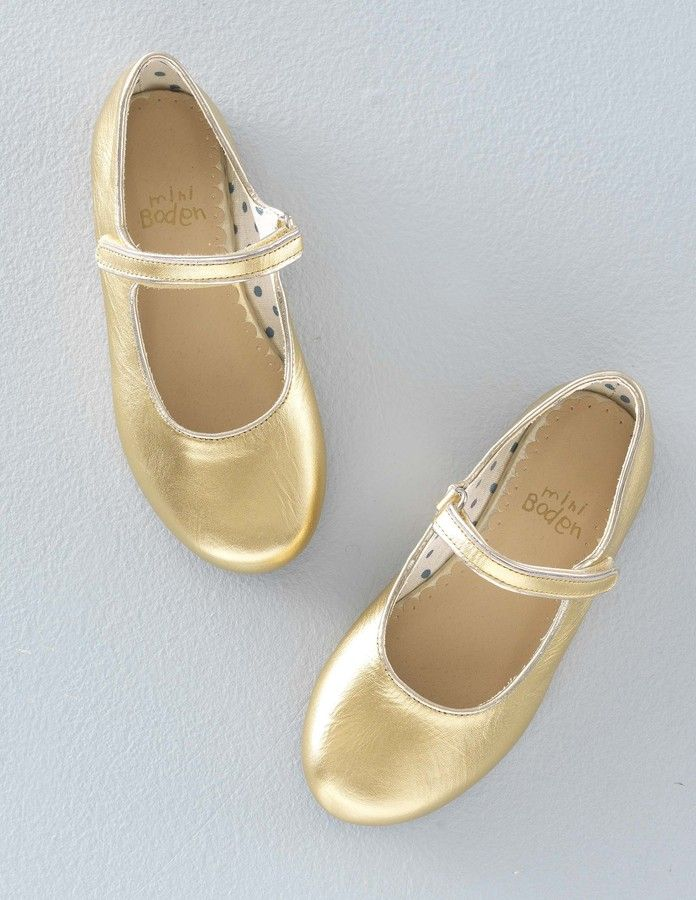 4dcf0af77913 A Little Bohemian Girl  Mini Boden. Search Results for gold shoes. Leather  Mary Janes