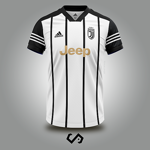 Juventus X Adidas Home Kit Concept By Josue Puga Sports Jersey Design Football Jersey Outfit Football Dress