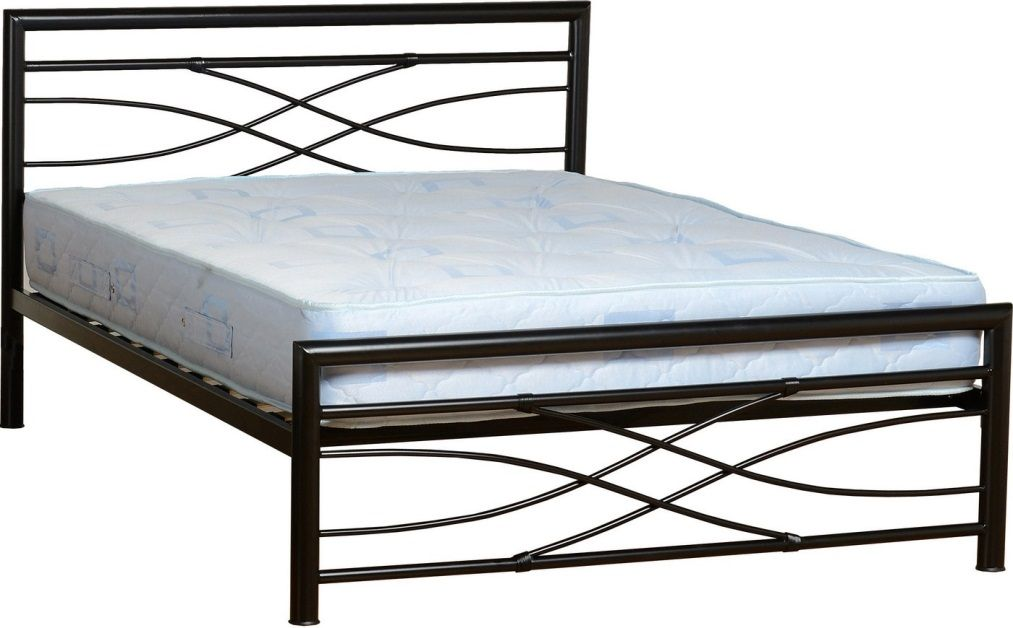 Modern Metal Bed Frame Bedroom Ideas Pinterest Bed Frame