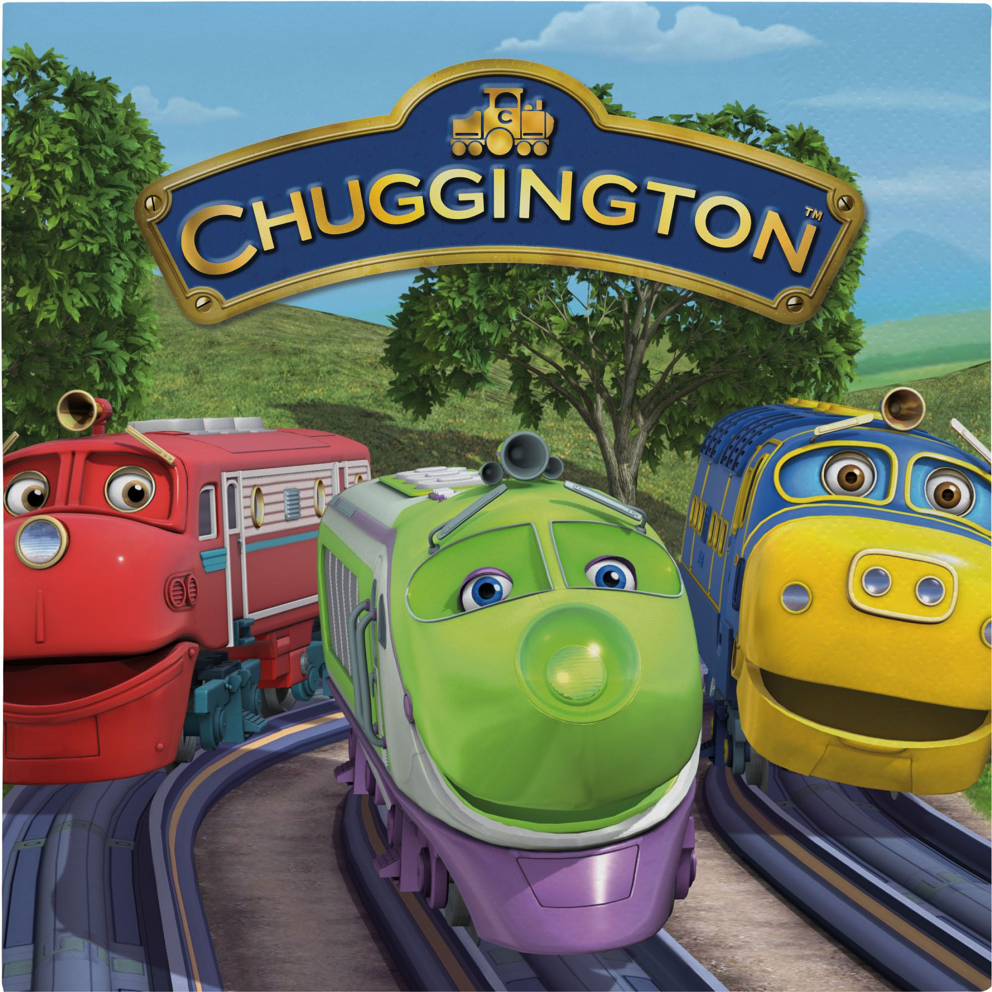 chuggington | Chuggington | Pinterest