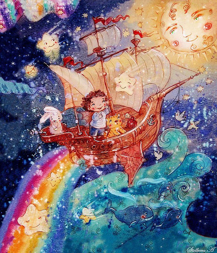 Детские картинки чудо