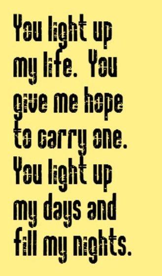 d boone you light up my life song lyrics song quotes music lyrics music quotes songs music