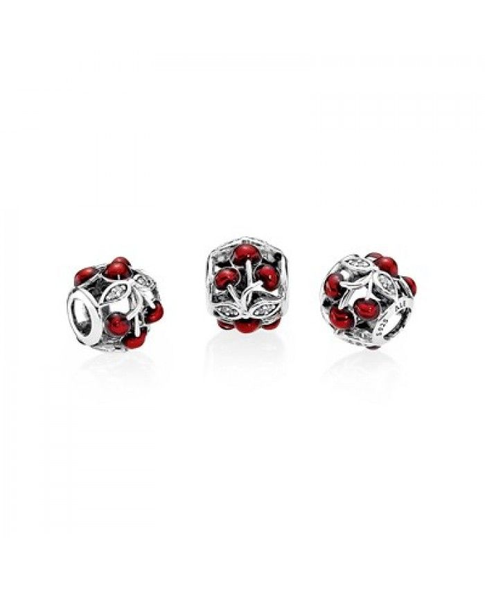 Discount Pandora Charms In Red Pandoradiscount