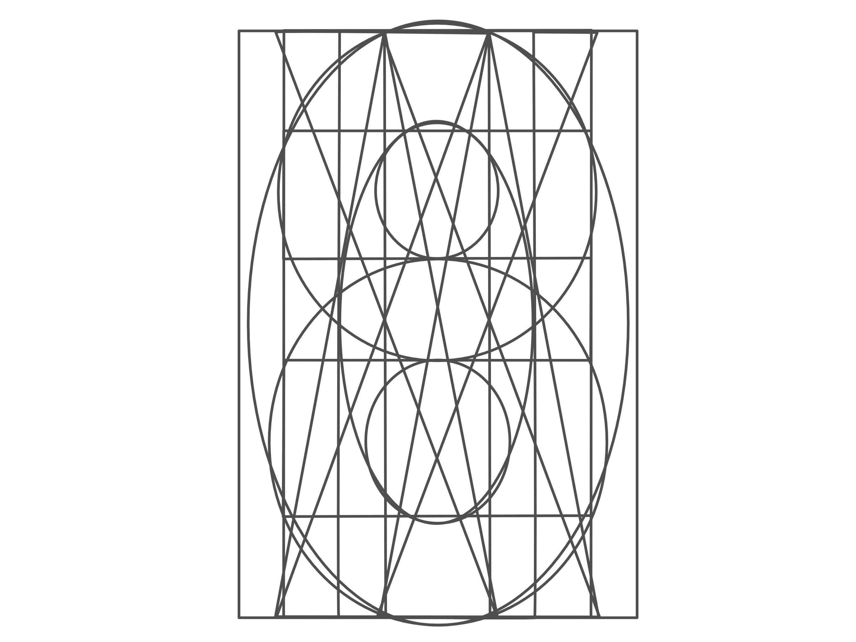 Procreate Adobe Affinity Designer Letter Grid Letter
