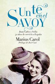 Un té en el Savoy que acabó en compromiso, matrimonio en Atenas y una vida común como Reyes de España.    El 14 de mayo de 2012 se cumplen las Bodas de Oro de don Juan Carlos y doña Sofía.
