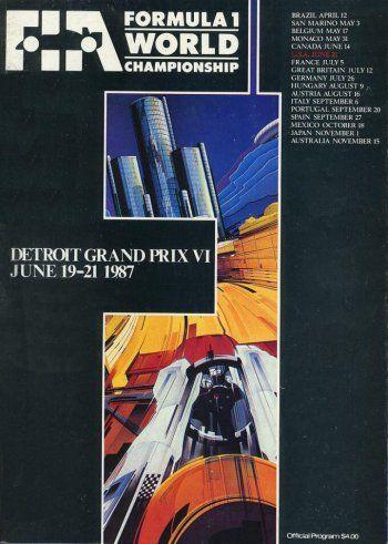 1987 GP de Estados Unidos en Detroit