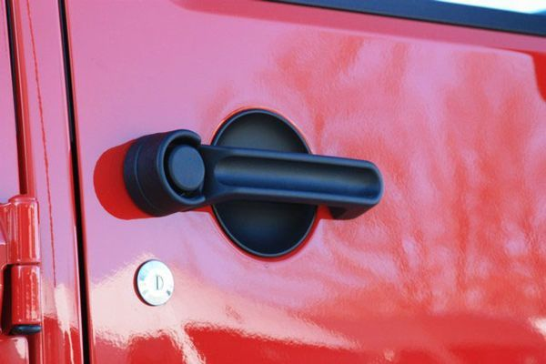 Rugged Ridge Door Handle Guards Jeep Wrangler Jeep Wrangler Doors Door Handles