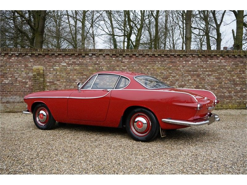 Volvo P1800 S Cowhorn Coupe Overdrive Gallery Aaldering In 2020 Volvo P1800s Volvo Classic Cars