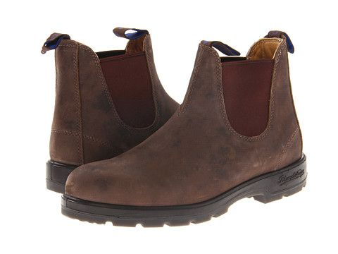 Blundstone Bl584 Rustic Brown Ok Not Very Stylish But The