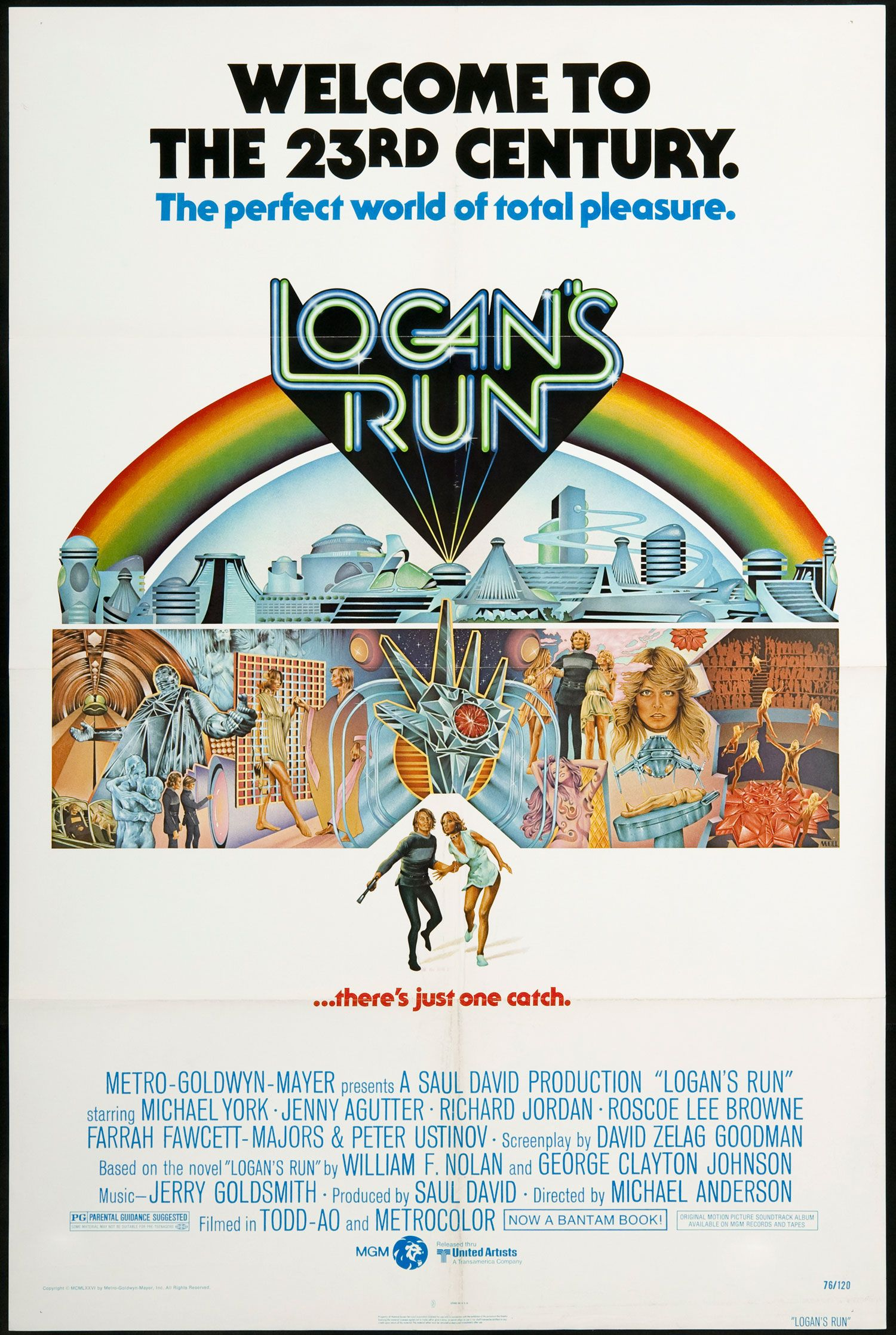 Logan\'s Run | Movies I Saw For the First Time in 2016 | Pinterest