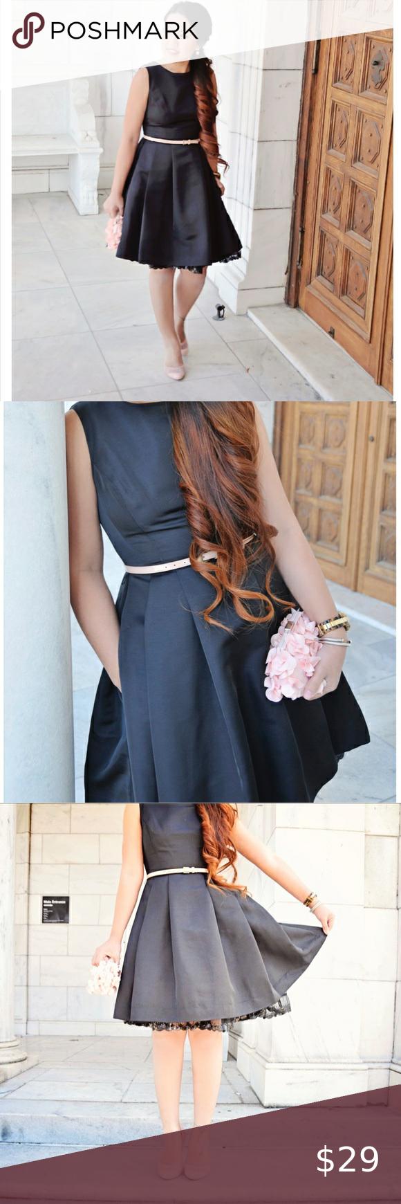 Jason Wu For Target Black Fit Flare Dress Sz 12 Fit Flare Dress Flare Dress Clothes Design [ 1740 x 580 Pixel ]